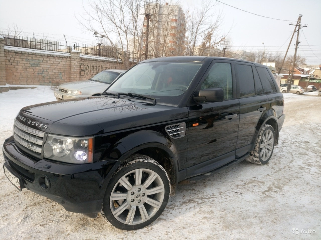 LEND ROVER RENGE ROVER SPORT
